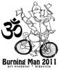 Ride of Passage: Naked Bike Ride Pub Crawl at Burning Man Weds 8/31 11am